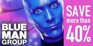 Blue Man Group - Save More Than 40%