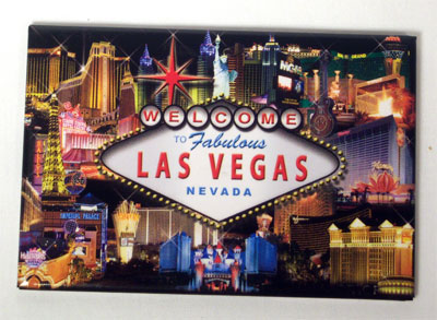 Fabulous Las Vegas Playing Cards