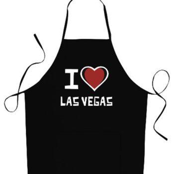 I Love Las Vegas Apron