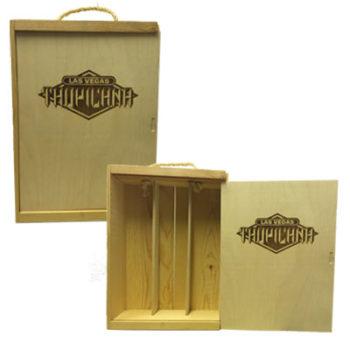 Las Vegas Wine Carry Box