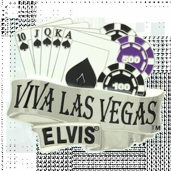 Elvis - Cloisonne Viva Las Vegas