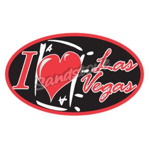 I Love Las Vegas - Sticker