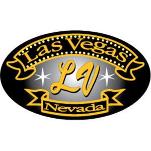LV Las Vegas - Sticker
