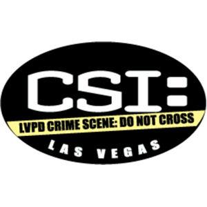 Las Vegas CSI - Sticker