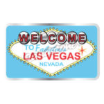 Welcome To Las Vegas - Sticker